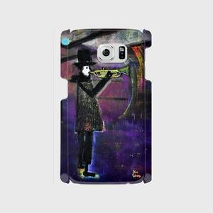 鼓翼のトランペット Galaxy S6(SC-05G) ケース
