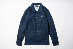 ARABIC COACH JACKET (NAVY)