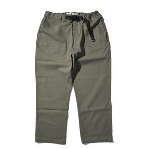BELLWOODMADE Awesome Pants Wide HB Linen -Olive