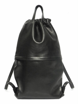 Leather backpack  'cordon' バックパック/リュック 191ABG01
