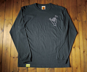 HAND FLAG  LONG SLEEVE T-SHIRT