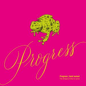 1/20発売 コントローラー 初回数量限定盤  直筆サイン付 & ステッカー付 / beat sunset / Progress  (CD)
