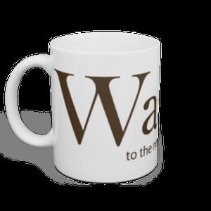マグカップ WASERIO 価格改定!(受注生産)
