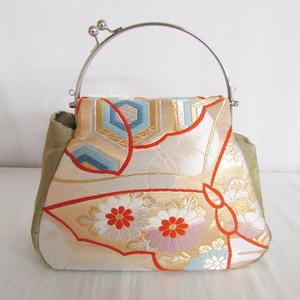 がま口ハンドルバッグ/Coin Handle Bag