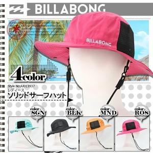 ビラボン サーフハット キャップ 帽子 レディース 人気ブランド おすすめ 旅行 プレゼント 通販 UVカット BILLABONG AJ013-937 通販