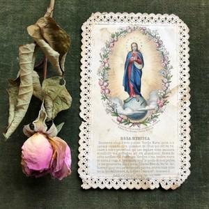 薔薇の聖母のホーリーカード