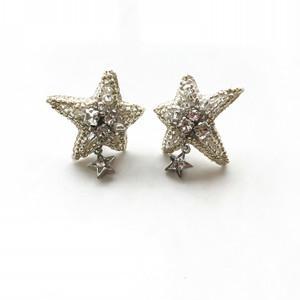 Star 《ピアス・イヤリング》