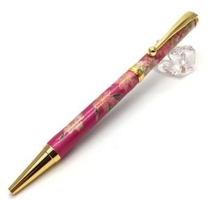 美濃和紙Pen  しだれ桜pu  TM-1602