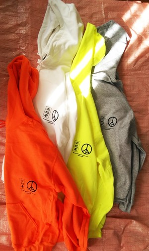 【第1弾予約 12/4〜12/12 0:00】gnkosaiB& Pullover hoodie