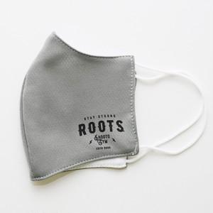 rootsマスク(グレー)