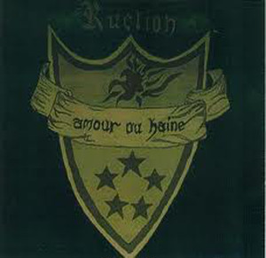 THE RUCTION - Love Us Or Hate Us CD