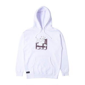 RIPNDIP - Take Out Hoodie (White)
