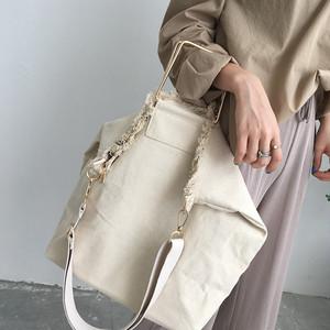 【お取り寄せ商品】portable canvas bag 6773