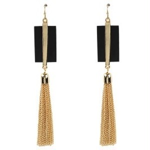 Square Motil Tassel Pierce (FE2118)