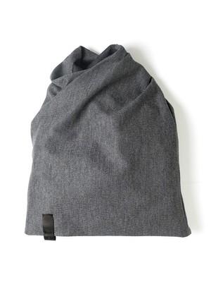 Jersey scarf 'fuji' 18aw A ストール 182ASF19