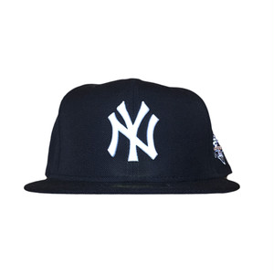 NEW ERA New York Yankees 2000 World Series 59Fifty Fitted / Navy×White