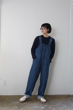 【ORDINARY FITS】DUKE OVERALL used wash/OF-O024