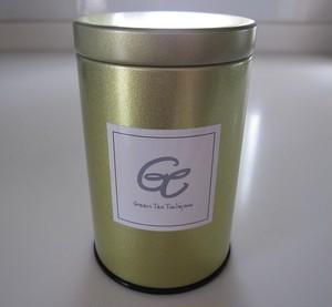 上かぶせ茶 缶入り 80g