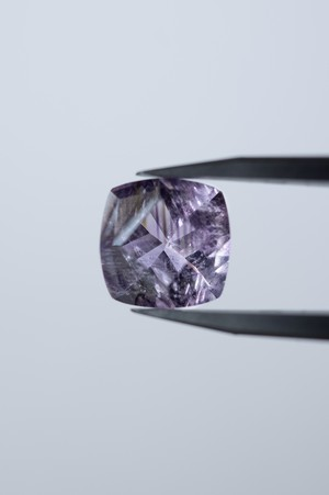 Faceted Amethyst  - 001