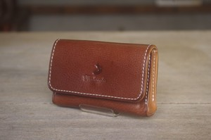 business card case (BROWN)