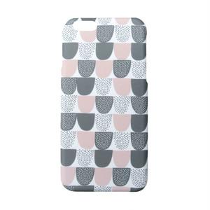 Kauniste(カウニステ)iPhone 7/8ケース ピンク D14 x W7cm Sokeri ソケリ フィンランド 北欧 プレゼント 携帯ケース