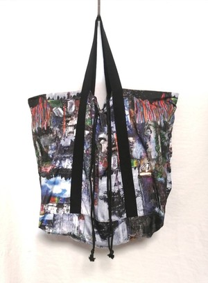 Packable Tote -0002- / CILANDSIA