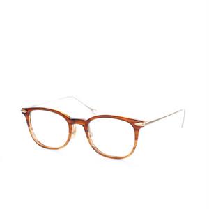 EnaLloid:エナロイド 《No.22 col.117》眼鏡 ウエリントン コンビネーション