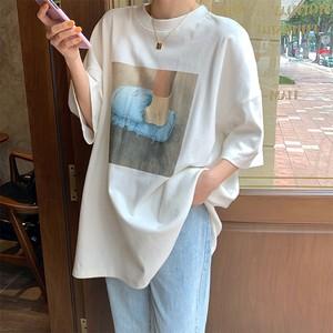 2020SS イメージプリントTシャツ