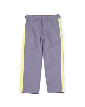 """Last one!"" Line Slacks / GRAY"