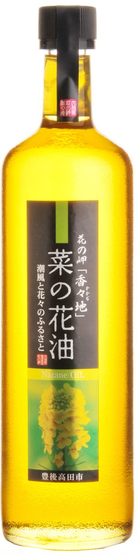 無添加 菜の花油   660g