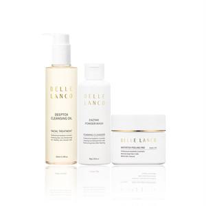 BELLE LANCO - Perfect moisture-cleansing steps Set