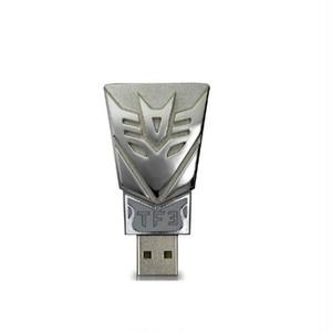 InfoThink USBメモリ TRANSFORMERS トランスフォーマー/ダークサイド・ムーン USB フラッシュドライブ 8GB ディセプティコン Decepticons IT-TFUSB08D
