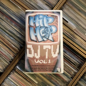 HIP HOP SLAM DJ SERIES DJ TV VOL1【中古ビデオテープ】