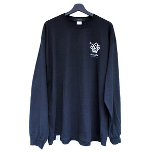 【mag×JASFACK】Long Sleeve Tee (JFK-032) - Black