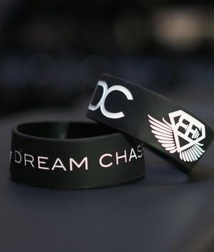 BODY ENGINEERS ボディエンジニア DCブレスレット ・ Dream Chaser Bracelet  - ブラック【Black】 メーカー直輸入品!