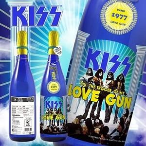 KISS 「LOVE GUN ラブガン」(矢野酒造) 【日本酒】