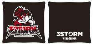3STORM HIROSHIMA クッション
