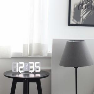 LED digital wall clock 5colors / デジタル 時計 置き時計 壁掛け時計 韓国雑貨