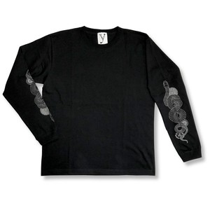 Snake Long Sleeve T-shirts