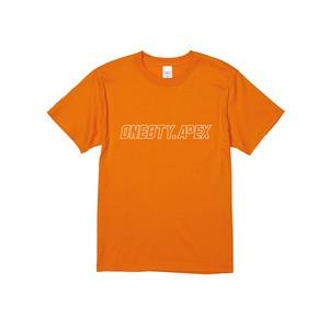 APEX Tシャツ 【オレンジ】