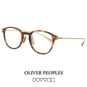 日本製 オリバーピープルズ OLIVER PEOPLES メガネ STILES dm stiles ウェリントン ボストン βチタン 眼鏡 フレーム