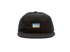 WHIMSY(ウィムジー) / WISA CLUB HAT -BLACK-