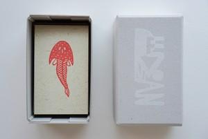 田中彰「DEVONIAN - assorted box」手のひらサイズの作品集