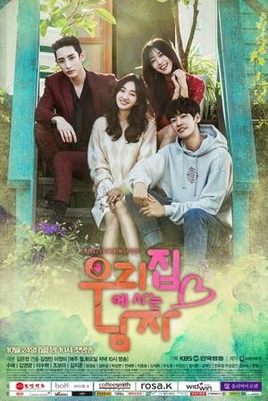 韓国ドラマ【我が家に住む男】Blu-ray版 全16話