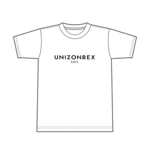 ロゴ ラウンドネックTシャツ EBIS(ホワイト)
