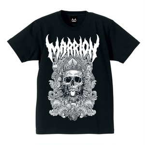 【復活!!】DEATH MARRION Front Print  Tシャツ
