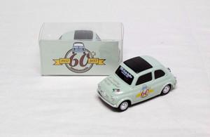 FIAT 500 CLUB ITALIA オリジナルミニカー 【1/43/ライトグリーン】