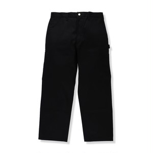 BASIC PAINTER PANTS(BLACK)[TH9S-021]
