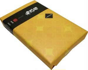 本造り笑来美餅(わらび餅) 大箱 黒豆きな粉