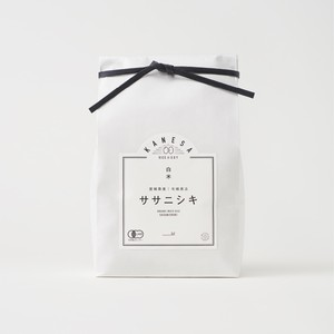 【2kg】有機ササニシキ 白米